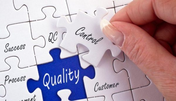 Purpose of a Quality Control Plan