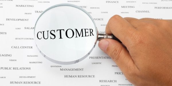 Voice of customer in six sigma
