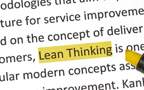 benefits of lean thinking