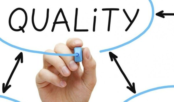 Quality Policy Definition