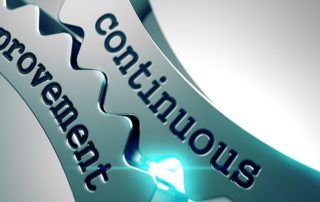 steps in continuous improvement process