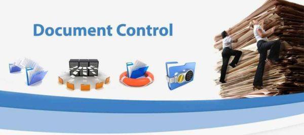 iso 9001 document control
