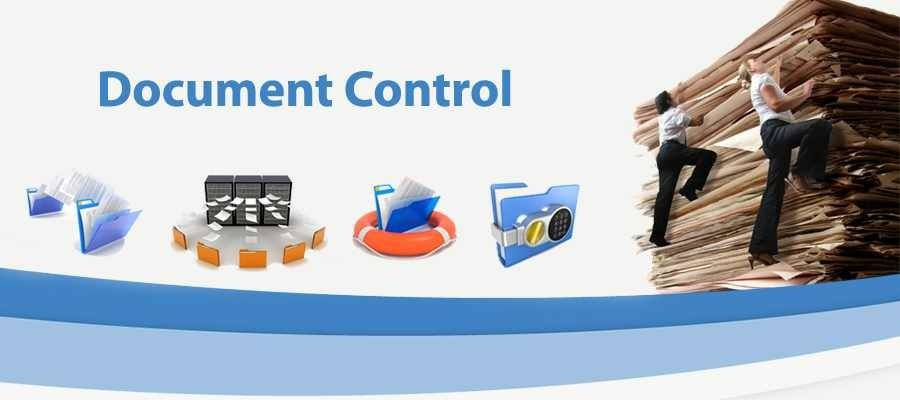 iso 9001 document control
