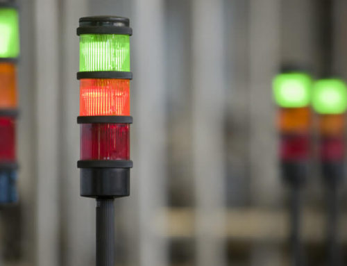 What Is the Andon Light Colour Meanings