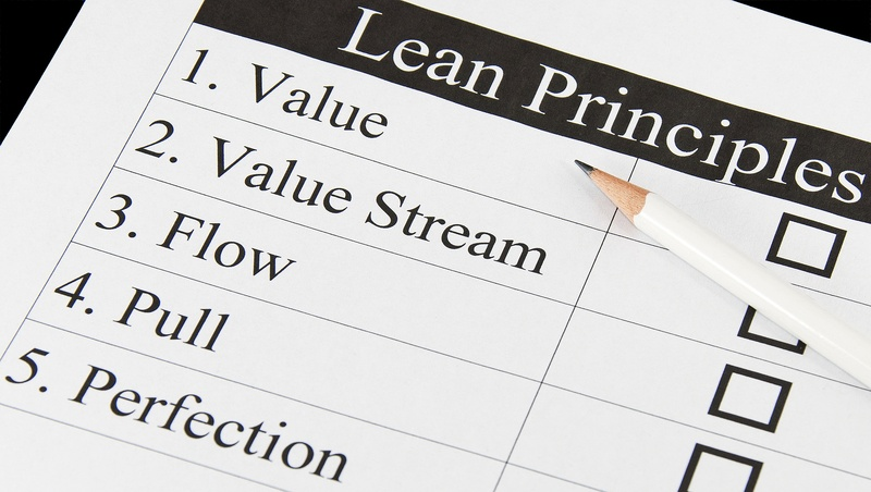 5 Principles of Lean Production
