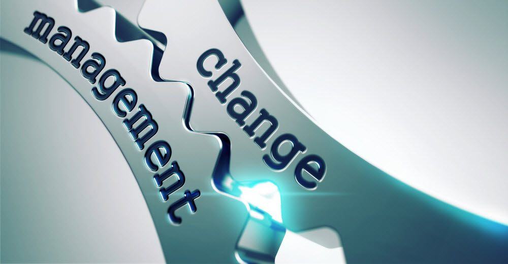 change management steps