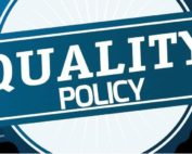 quality policy for manufacturing