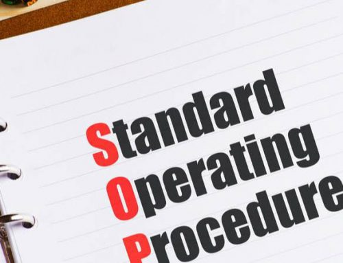 Why Do We Need Standard Operating Procedures?